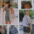 Simplicity 8994  Shirley Botsford, Crocheted Handbags Pattern , Uncut