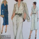 Vogue 7291  Misses Jacket and Dress Sewing Pattern, Size 10, 12 Uncut