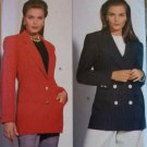 Misses' Jacket, Vogue 8518 Patterns, Sizes 12, 14, 16, UNCUT