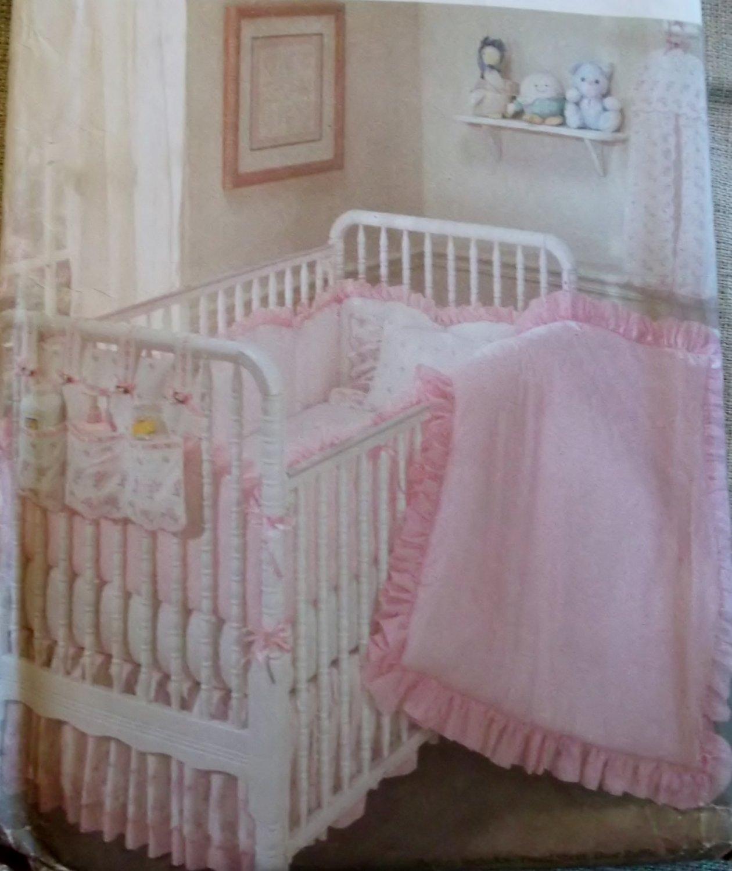 Simplicity 9140, Nursery Accessories Pattern, Uncut