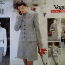 Easy  Misses or Petite Vogue 1663 Jacket, Dress, Top, Skirt and Pants Pattern,  Size 12 14 16, Uncut