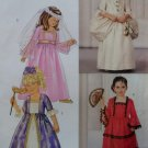 OOP Butterick P 264 Girl's Princess Reniassance Colonial Spanish Pattern, Size 2 3 4 5, Uncut