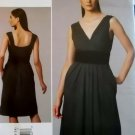 DKNY Design Misses Dress Vogue V 1235 Pattern, Plus Size 16-24 UNCUT
