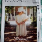 McCalls Memories by Jo Lene 8184 pattern, Childs Dress, Sizes 4, 5, 6, UNCUT