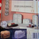 McCalls 9323 Kitchen Cover up Essentials Sewing Pattern, UNCUT