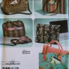 Simplicity 3889 Sewing Pattern Andrea Schewe Design Laptop Sleeve & Computer Bags, Uncut