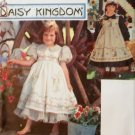 Simplicity 9977 Pattern,  Girls Daisy Kingdom Dress and Pinafore, Sz 5 6 7 8, Uncut