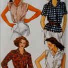 Misses Shirts Simplicity 9398 Pattern, Plus Size 18 20 UNCUT