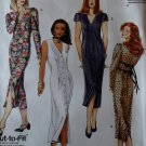 McCalls 6714 Misses' Dress Pattern,  Size 14, 16, 18,  UNCUT