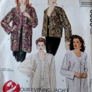 McCalls 6880 Women's Jacket Pattern, Sizes 8/10, 12/14, 16/18,  UNCUT