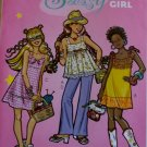 McCalls M 5311 Girls' Top, Dress & Pants Pattern, Sizes 7, 8, 10, UNCUT