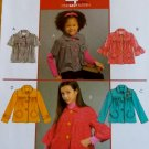Mccalls  M 5697 Girls' Jackets Pattern, Sizes 7 to 14, UNCUT