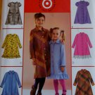 McCalls  M 5743 Girls' Jackets and Coats Pattern, Sizes 7 to 12, UNCUT