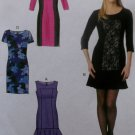 McCalls M6988 Sewing Pattern, Misses' Dress, Size 6 8 10 12 14, UNCUT