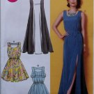Easy Misses Dresses and Belt McCall's M 6952 Sewing Pattern , Size 16 to 24, Uncut
