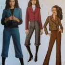 Butterick B4874 Misses Jacket & Pants Sewing Pattern, Size 8 to 14, Uncut