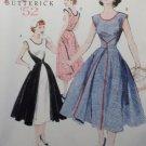 Easy Retro Butterick B 4790 Patterns  Misses' Wrap Dress, Sizes 16, 18, 20, 22, UNCUT
