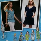 Project Runway Mini Dress & Tunic Simplicity 2942  Pattern Juniors  Size 5/6 to 15/16, Uncut