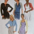 Misses' Jacket Butterick B 4551 Patterns, Sizes 6, 8, 10, 12, UNCUT
