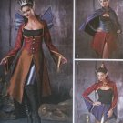 Misses' Dark Faeries Costumes Simplicity 1138  Pattern, Size 14 to 22, UNCUT