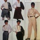 Easy Misses' Skirts, Pants and Shorts McCalls 3873 Pattern, Sz 8 10 12, Uncut
