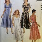 Misses' Dress McCalls 7085 Pattern, Size 8 10 12, Uncut