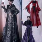 Misses Evil Queen Costume McCalls M6818 Pattern, Size 12 To 20, Uncut