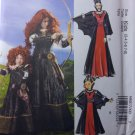 McCalls M6817 Kids Medieval Scottish Princess Costumes, Size 3 to 8, Uncut