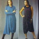 Misses Katherine Tilton Dress Butterick B5986 Pattern, PlusSizes 16 - 24 UNCUT