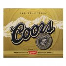Coors Beer - Coors Label Tin Sign