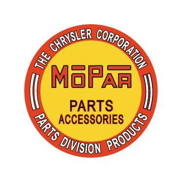 Mopar - Part and Accessories Tin Sign