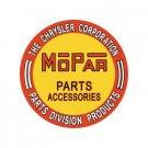 Mopar - Part and Accessories Tin Sign