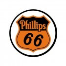 Phillips 66 Gas - Round Sign