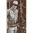John Wayne - Signature Tin Sign