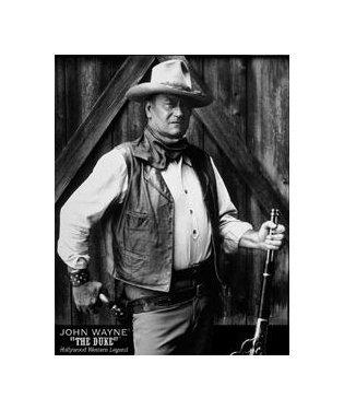 John Wayne - The Duke Tin Sign
