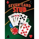 Seven Card Stud - Mike Patrick Tin Sign