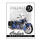 Indian Motorcycles - 1951 Roadmaster Tin Sign