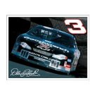 Dale Earnhardt - #3 Car Tin Sign