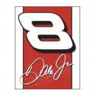 Dale Earnhardt Jr. - #8 Signature Logo Tin Sign