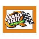 Quaker State Racing Tin Sign