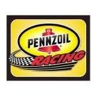 Pennzoil Racing Tin Sign