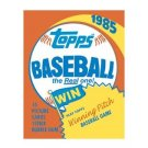 Topps Baseball - 1985 Topps Classic Tin Sign