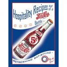Pepsi Cola - Hospitality Recipes Tin Sign