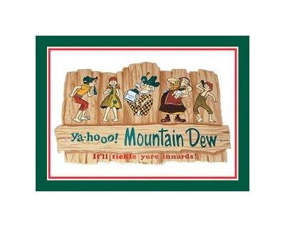 Mountain Dew - Yahoo Mountain Dew