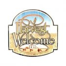 Harvest Welcome - Welcome Sign -  Tin Sign