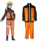 Naruto Shippuden Uzumaki Men's Cosplay Costume
