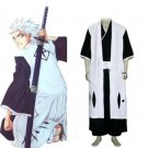 Bleach 10th Division Captain Toushiro Hitsugaya Cosplay Costume