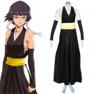 Bleach Soi Fong Fighting Cosplay Costume