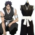 Bleach Hisagi Shuuhei Men's Cosplay Costume