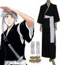Bleach 4th Division Lieutenant Isane Kotatsu Cosplay Costume